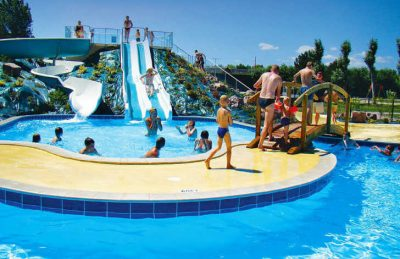 Camping Fanal Swimming Pool Complex