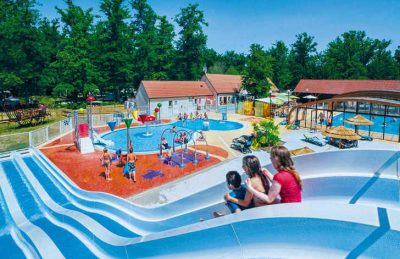 Camping Grande Tortue Swimming Pool Slides