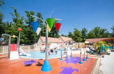 Camping Grande Tortue Spray Parc