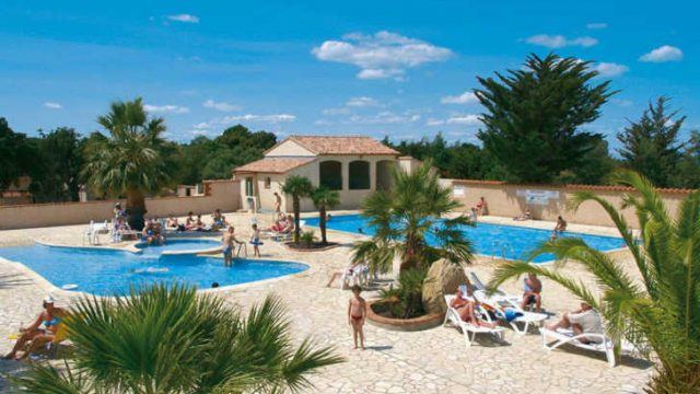 Camping La Coste Rouge ***