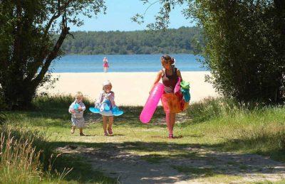 Camping la Reserve Beach