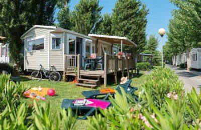 Camping la Reserve Campsite Accommodation
