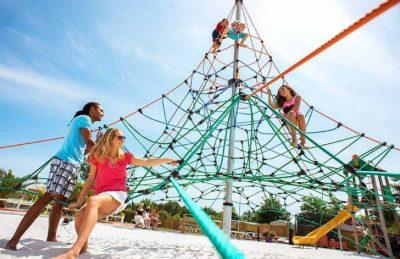 Camping la Reserve Children's Playground