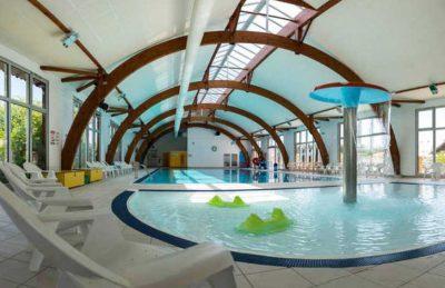 Camping la Reserve Indoor Pool