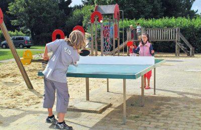 Camping La Touesse Table Tennis