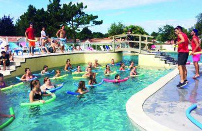 Camping l'Abri des Pins Swimming Pool Fitness