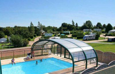 Camping L'Aiguille Creuse Complex