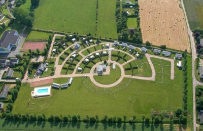 Camping L'Aiguille Creuse Overview