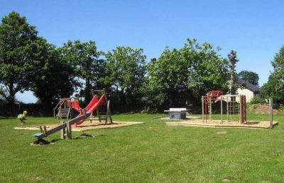Camping L'Aiguille Creuse Play Area