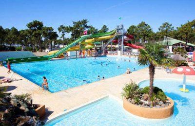 Camping le Bonne Anse Pool Complex