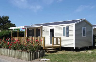 Camping le Chaponnet Accommodation