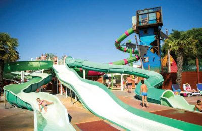 Camping le Curtys Slides