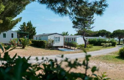 Camping Le Lac des Reves Accommodation