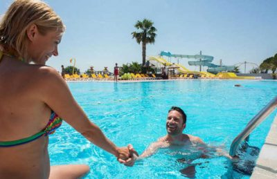 Camping Le Lac des Reves Swimming Pool