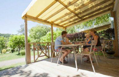 Camping le Moulin de la Pique Accommodation