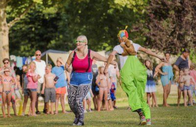 Camping le Moulin de la Pique Children's Fun