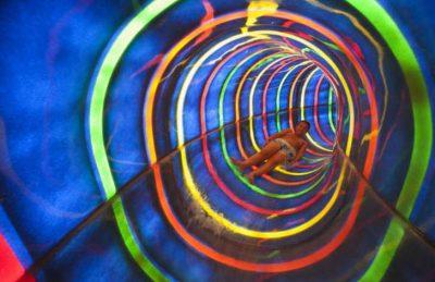 Camping le Moulin de la Pique Tube Fun