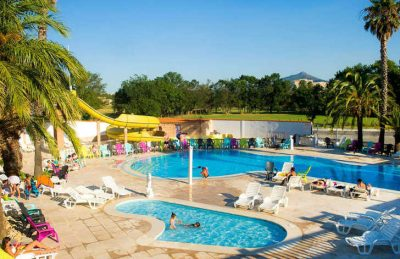 Camping Le Neptune Swimming Pool Complex