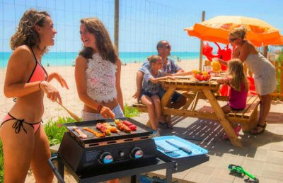 Camping le Palavas Barbeque