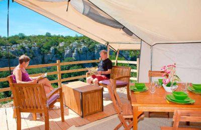 Camping le Petit Bois Campsite Accommodation