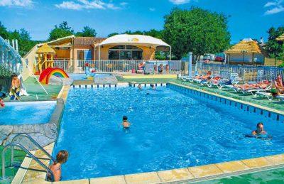 Camping le Petit Bois Children's Pool