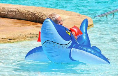 Camping Le Val de Bonnal Pool Inflatables