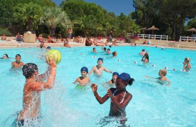 Camping lei Suves Pool Games