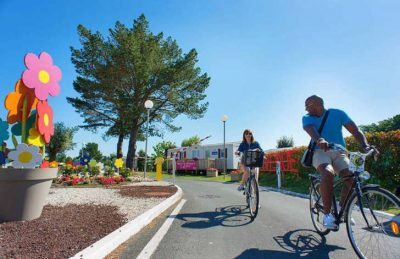Camping les Charmettes Cycling