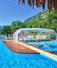 Camping les Fontaines ****