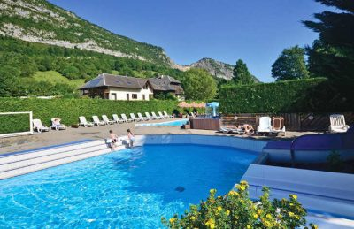 Camping les Fontaines Swimming Pool Complex
