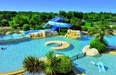 Camping Les Places Dorees ****