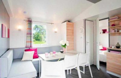 Camping les Viviers Accommodation