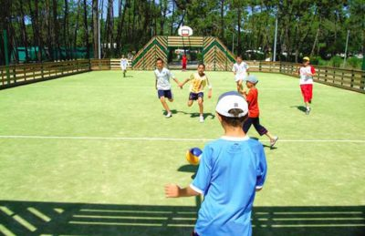 Camping les Viviers Sports Activities