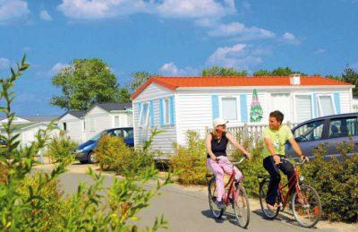 Camping L'Etang de Besse Cycling