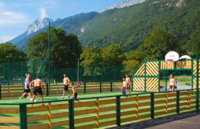 Camping L'Ideal Sports Facilities