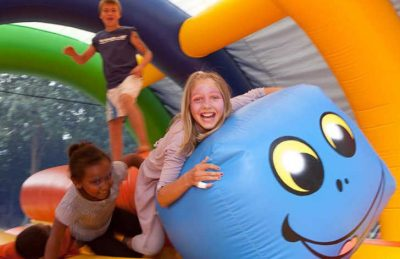 Camping L'Isle Verte Children's Inflatables