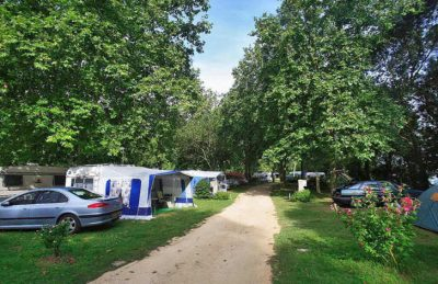 Camping L'Isle Verte Pitch Only Campsite