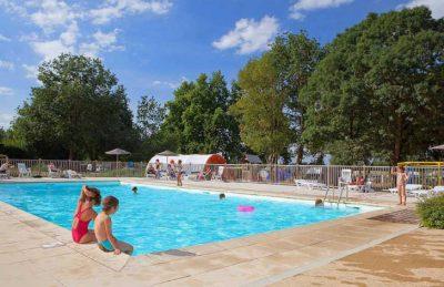 Camping L'Isle Verte Swimming Pool