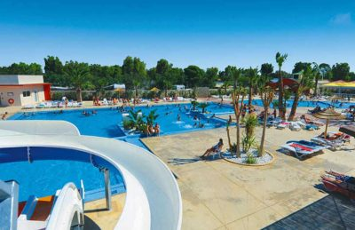 Camping L'Oasis ***