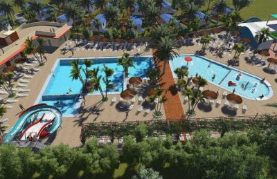 Camping L'Oasis Overview