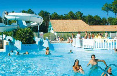 Campsite Pool Complex