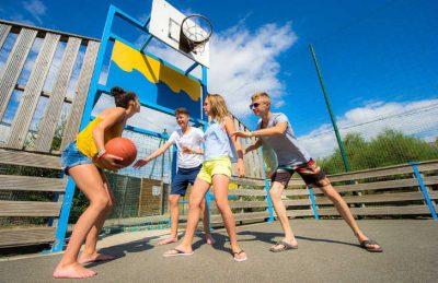 Camping Loyada Basketball