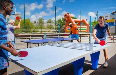 Camping Loyada Table Tennis