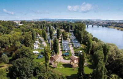 Camping Maisons Laffitte (Pitch Only) ****