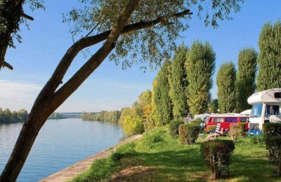 Camping Maisons Laffitte Sunny Aspect