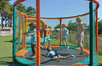 Camping Marina d'Aleria Children's Playground