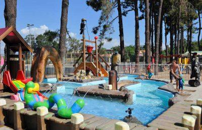 Camping Marina d'Aleria Children's Pool Fun