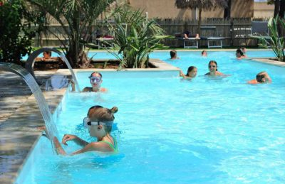 Camping Marina d'Aleria Pool