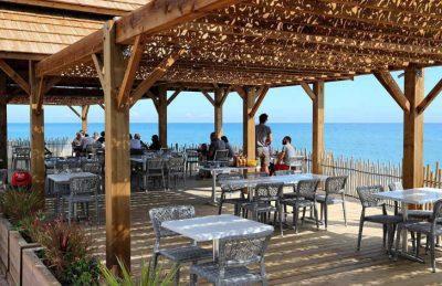 Camping Marina d'Aleria Restaurant Bar