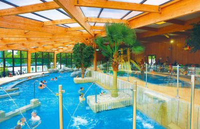 Camping Palace Indoor Pool Complex